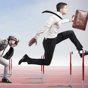 Hurdles of Business